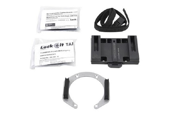 Hepco & Becker  TANKRING LOCK-IT UNIVERSALE 6 FORI PER BMW...