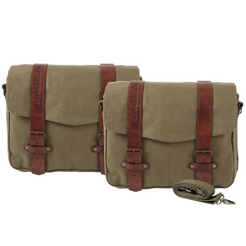 Hepco & Becker COPPIA LEGACY COURIER BAG LARGE