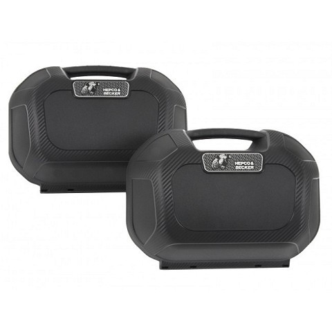 Orbit side case 22 ltr